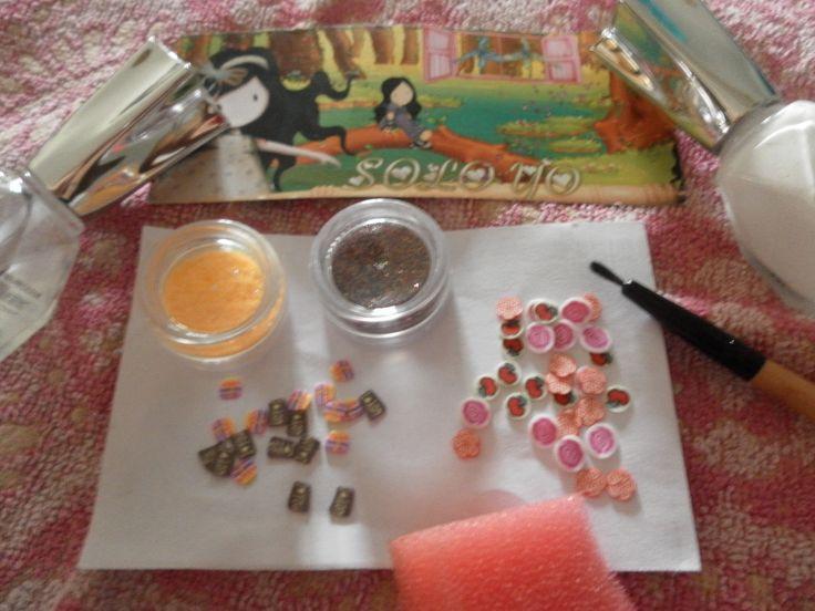 material nail art, manicura, manicura 3d, nail art, nail art 3d, belleza, cosmética, estética, pigmentos, uñas, decoraciones, manicura francesa