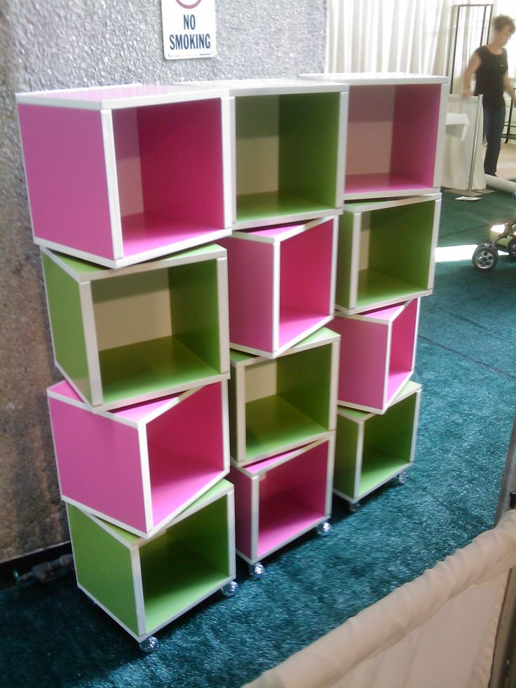 Beautiful Trade Show Storage Cabinets