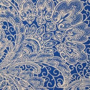 Ocean swirl - Futon Cover - Classic & Traditional - Futon Covers