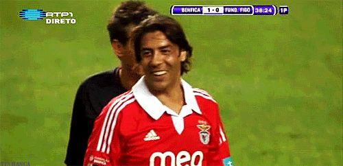 Rui Costa, o Maestro - page 204 - Imortais - SerBenfiquista.com - Fórum de adeptos do Sport Lisboa e Benfica