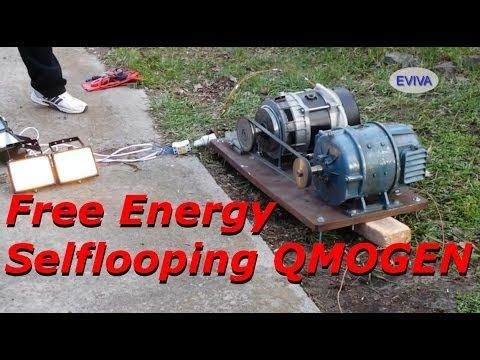 how to build a free energy 240v generator at home