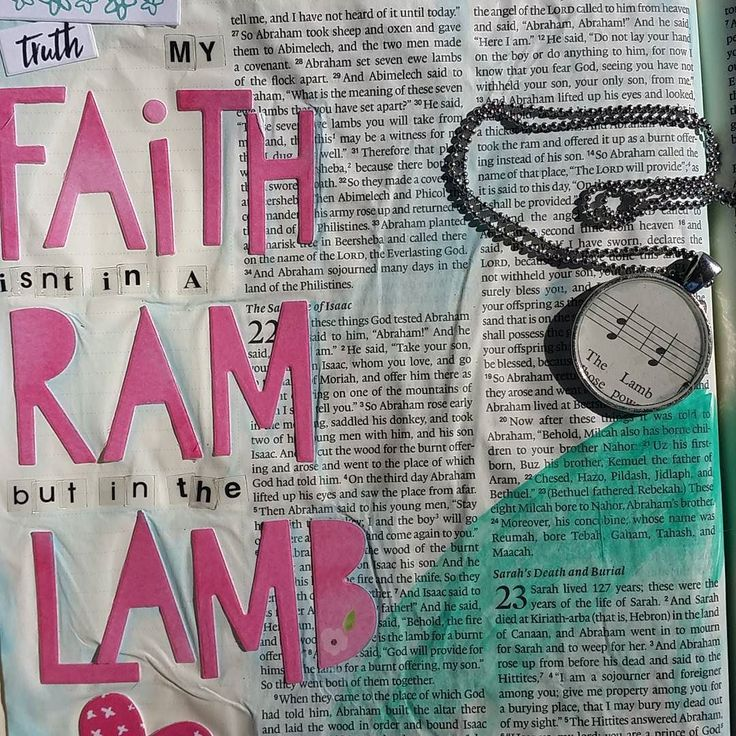"""""""We have no guarantee of the ram and every guarntee of the Lamb"""" -@angiesmith19  The story of Abraham can be a hard story to read especially if you are a parent. Being obedient to God is a hard job but it is worth it! My favorite line of the story is """"God will provide"""". Sometimes I get so worried that the pieces of plan won't be there that I put the whole thing off but more often than not all the pieces are there. When I am working for the Lord it works! It can be so easy to look for the ram…"""