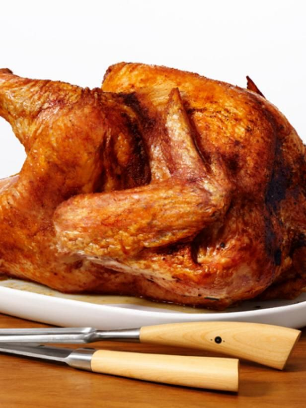 Get Beer-Can Turkey Recipe from Food Network