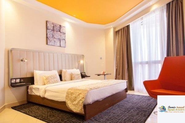 Park Inn by Radissons al Rigga Demipensiune, Dubai, UAE