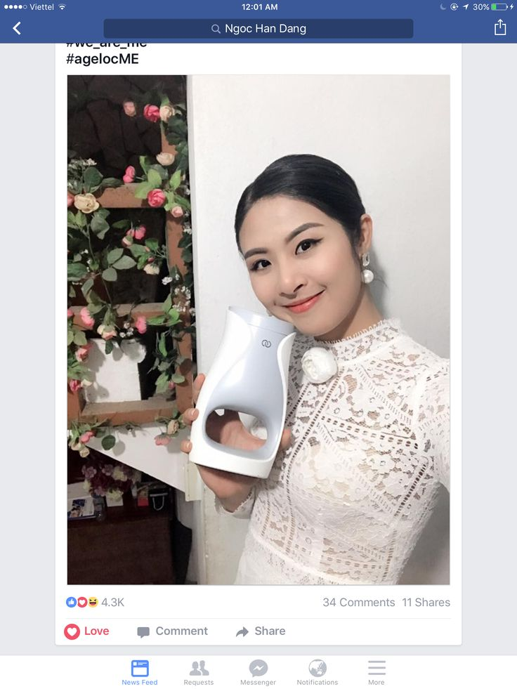 My lovely customer with ageLOC Me - miss Vietnam 2010 Han Ngoc Dang