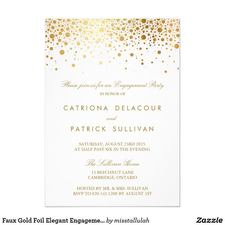 22 best Engagement Party Invitations Ideas images on Pinterest - engagement party invites templates