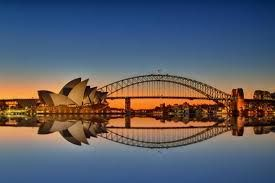 sydney harbour bridge and opera house - Google Search