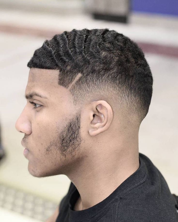 coupe de cheveux waves