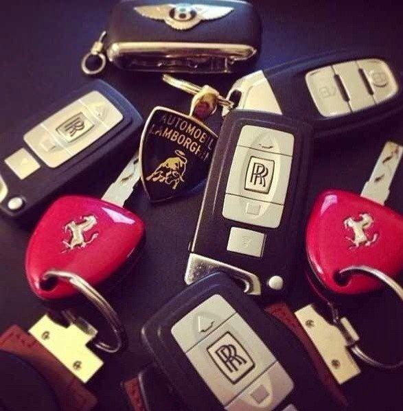 Top  Hashtags For Car Keys