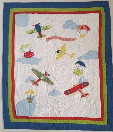 32 Best Airplane Block Or Quilt Images On Pinterest