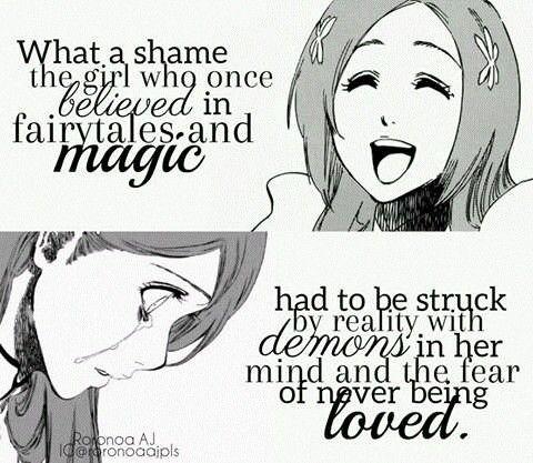 Qué vergüenza la chica que una vez creyó en los cuentos de hadas y la magia tuvo que ser golpeado por realmente con los demonios en su mente y el miedo de no ser amado
