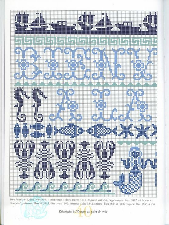 I was gonna put the bottom left border just along the bottom, above the first chunky border I showed you