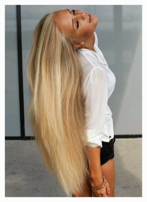 How to Grow your hair about 10 centimeters in 1 month!!