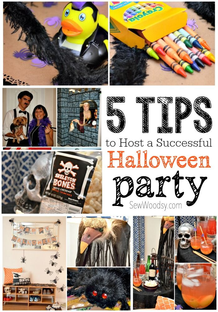 5 tips for a perfectly gruesome #Halloween party. http://bit.ly/1uzgbEf via @SewWoodsy