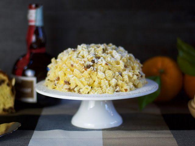 Innamorarsi in cucina: Mimosa di panettone