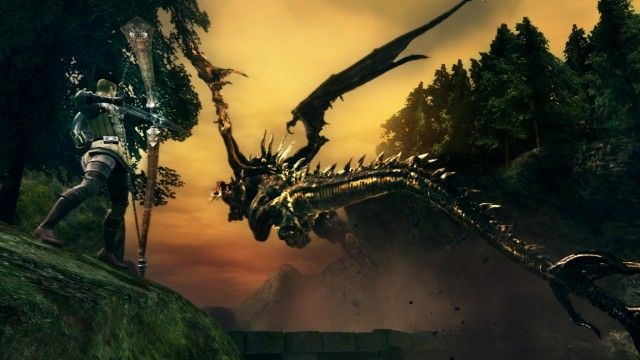 Dark Sould Dragon (2011) by from software