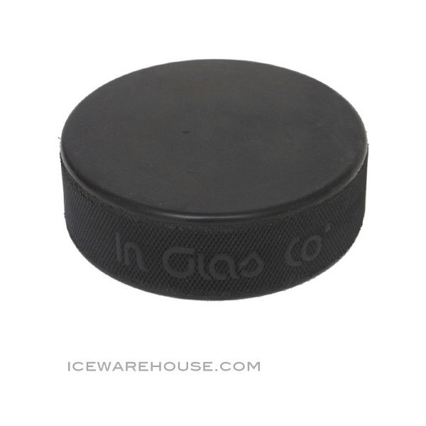 Sherwood Official Ice Hockey Puck 6 oz ($1.20) ❤ liked on Polyvore featuring hockey