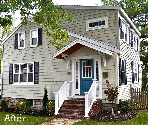 Exterior Front Door Colors: Best 20+ Brown House Exteriors Ideas On Pinterest