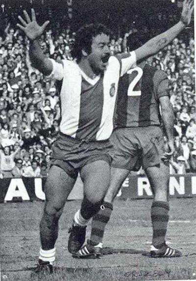 Carlos Caszely - Espanyol