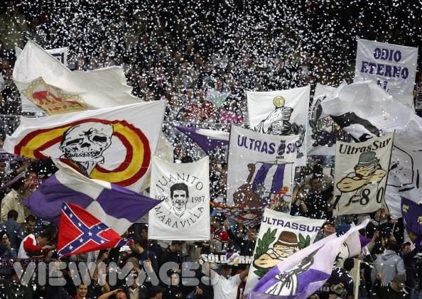 Ultra Sur .. Ultra Madridista