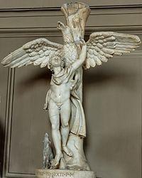 ganimedes z orłem - 325 pne
