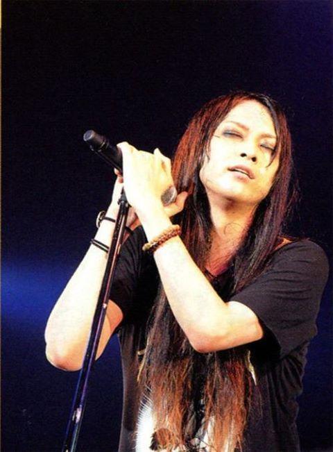 Tatsurou. MUCC. Best picture of Tatsurou ever!!!