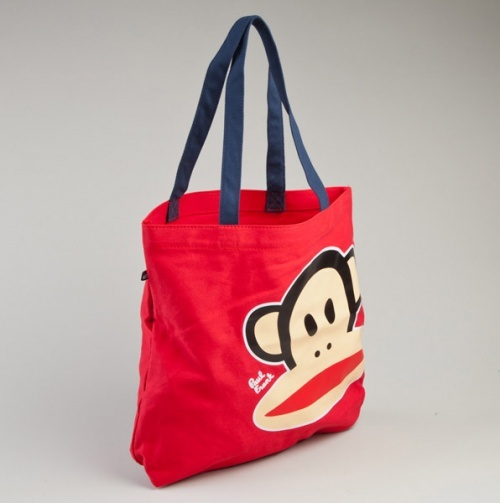 Paul Frank Canvas Tote
