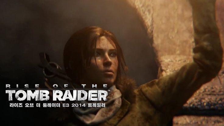 Rise of the Tomb Raider E3 2014 Trailer