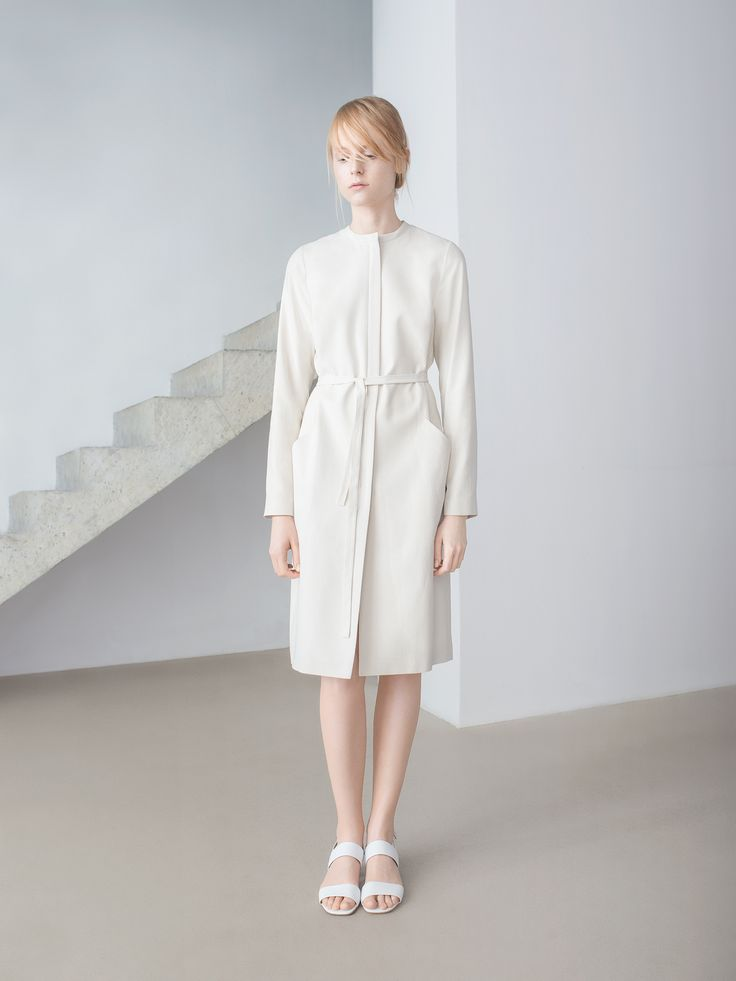 THISISNON / COLLECTIONS | Dress Coat