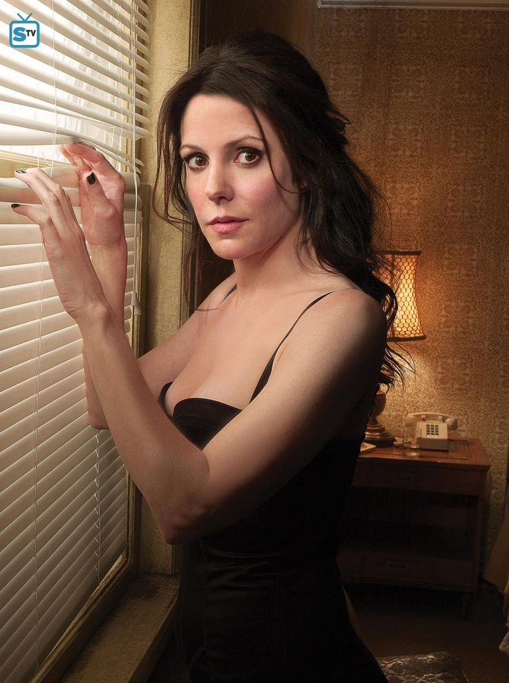 """Weeds S6 Mary-Louise Parker as """"Nancy Botwin"""""""