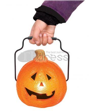 Halloween Portable Crystal Pumpkin Lights 01