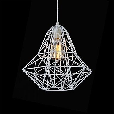 Simple Style Metal Cage Chandelier – ILS ₪ 607.24
