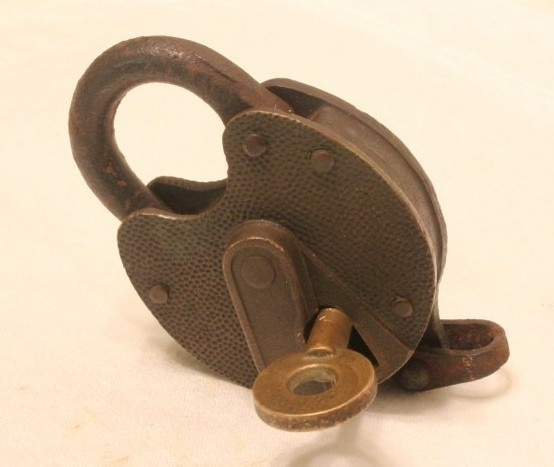 Vintage YALE Lock and Key Yale Lock by JITTT on Etsy, $40.88