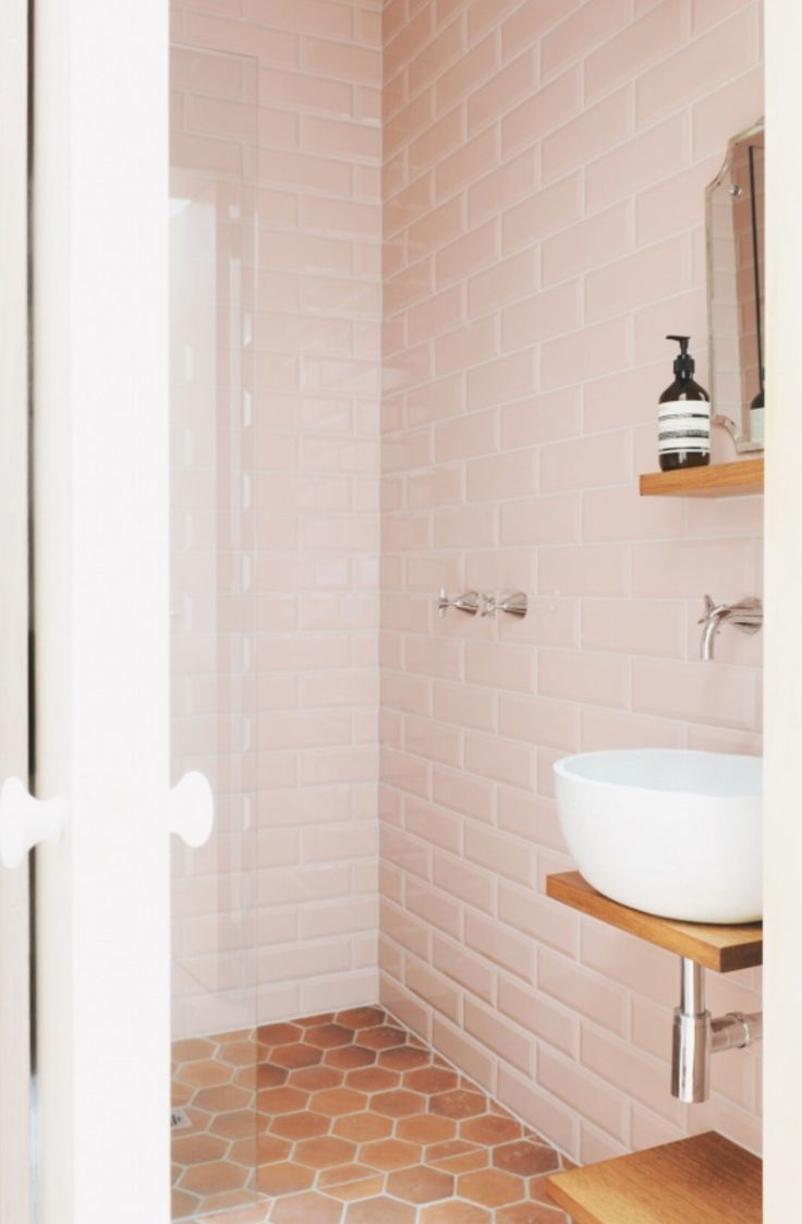 Blush Pink Bathroom Decor : The best images about pink bathrooms on