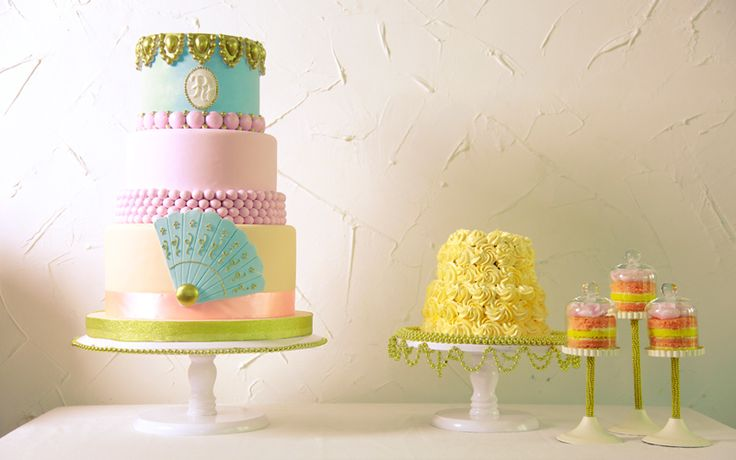 Tips Membuat Wedding Cake Rendah Kalori