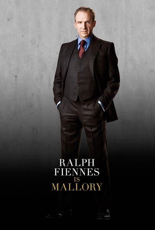 Ralph Fiennes - hidebond