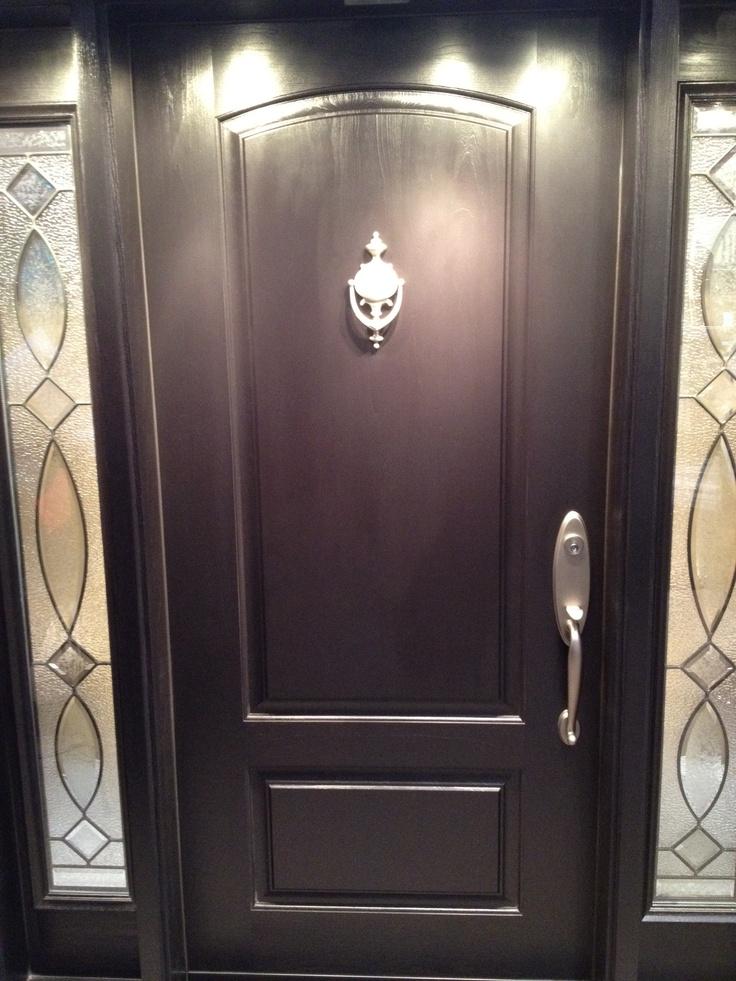 Fiberglass Door With Side Lites From Home Decor Window Door Centre At National Home Show
