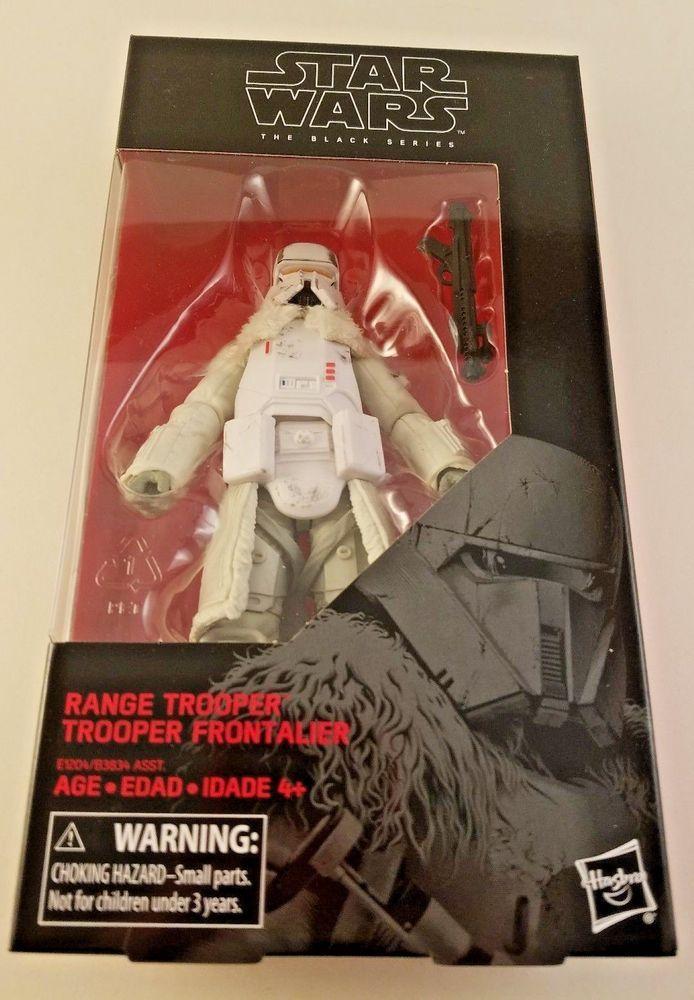 "Star Wars Han Solo Story Movie The Black Series 6/"" Figure Range Trooper #64 NIB"
