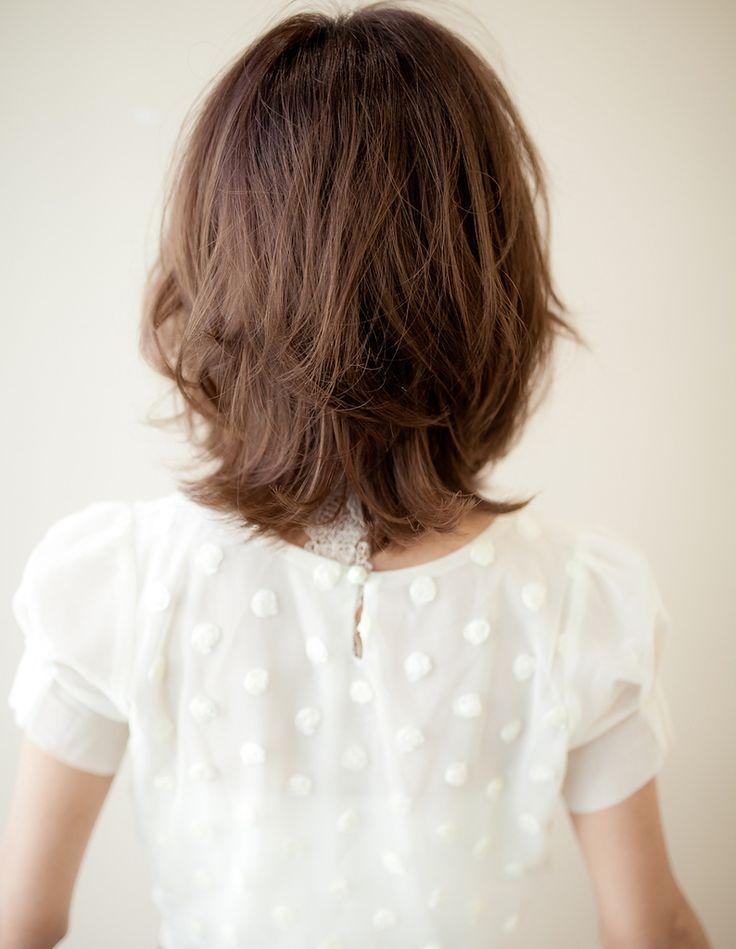 ウェービーカールミディアムTA−20   ヘアカタログ・髪型・ヘアスタイル AFLOAT(アフロート)表参道・銀座・名古屋の美容室・美容院