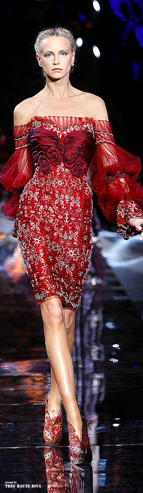 Zuhair Murad Fall/Winter Couture