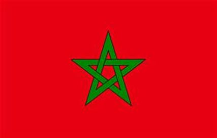 flag for morocco