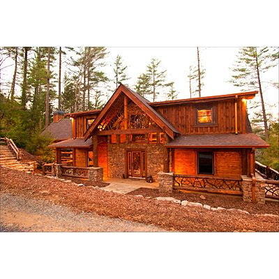 Escape To Blue Ridge Cabin 4 King Beds 1500 A Week Vacation Pinterest Cabin