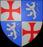 """Thibaud Gaudin (12??-1292) Master of the Order from 1291 to 1292. The origin of Thibaud Gaudin within the Order is rather mysterious. He originated from a noble family of the area of Chartres or Blois, and entered the Order well before 1260. We know this because on that date he was captured during a raid on Tiberius. We also know his great piety earned him the nickname """"Monk Gaudin"""". At the beginning of 1292 he dies of exhaustion following numerous battles."""