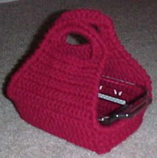 Loaf Pan Tote Crochet Pattern. How many times have I needed this! I can do this! Wouldn't this make a great gift...especially as a thoughtful housewarming present! ¯\_(ツ)_/¯