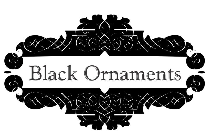 Download Black Ornaments   Dingbat fonts, Font packs, Free fonts ...