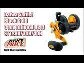 Daiwa Saltwater Reels | Daiwa Reel - Daiwa Saltist Black Gold Conventional Reel - STT20H/30H/40H