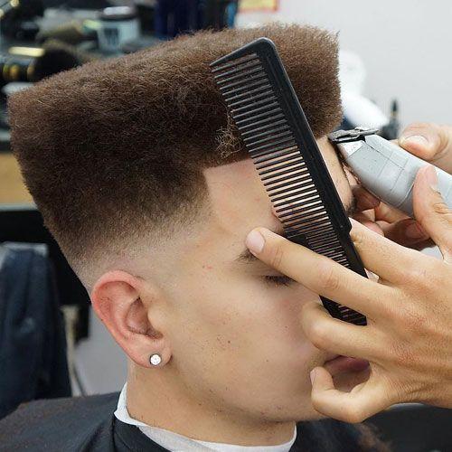 25+ Best Ideas About Temp Fade Haircut On Pinterest