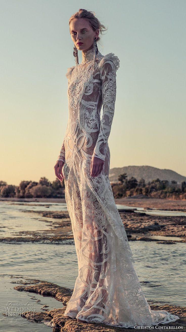 Christos Costarellos 2017 Wedding Dresses