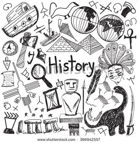 Drawings for history #BackToSchool