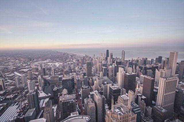La Torre Willis, el rascacielos más alto de #Chicago
